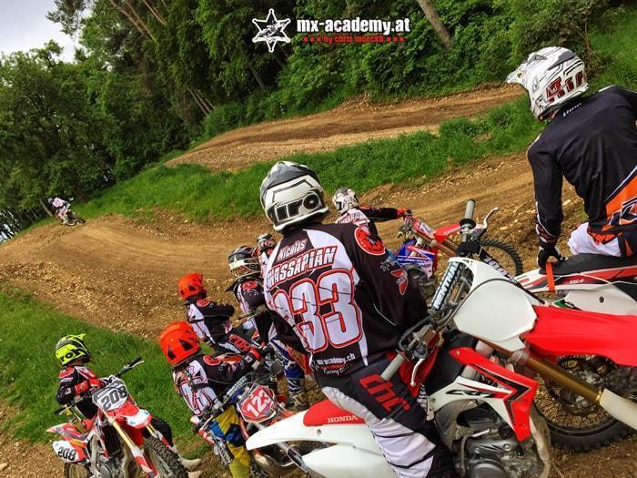 Motocross Training MX-Academy Verein